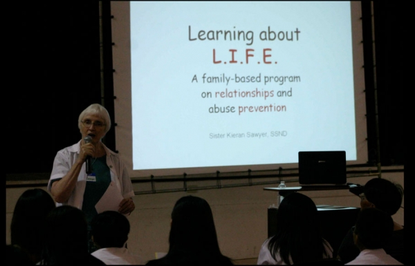 Teaching LIFE